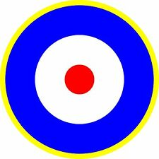 Royal Air Force Roundel Sticker WW2 British RAF UK Second World War England