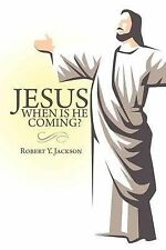 Jesus - When Is He Coming?-ExLibrary