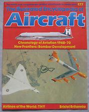 Aircraft Issue 177 Bristol Britannia cutaway