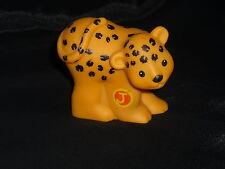 Fisher Price Little People J Jaguar Cat Alphabet Zoo