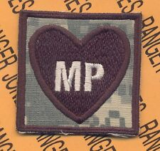 MP Co 502 Inf 2 Bde 101st Airborne HCI Helmet patch D