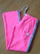 Victorias Secret Pink Boyfriend Slouchy Marl Sweat Pants Brand new in package XS