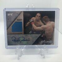2015 Topps UFC Knockout Royce Gracie Autograph! Auto #'d 31/75!