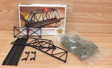 **FOR PARTS** Bachmann (46-1222) Over / Under Blinking Bridge HO Scale **READ**