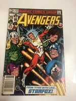 Avengers (1983) # 232 (NM) Canadian Price Variant CPV