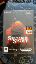 SECOND SIGHT PC  SIGILLATO ITA