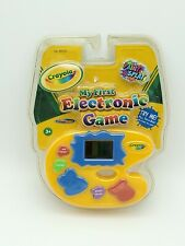 CRAYOLA My First Electronic Game Paint Splat NEW