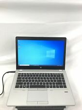HP Folio 9470m Intel Core i7 3687U 2.1GHz 222GB SSD 8GB RAM Windows 10 Pro 14""