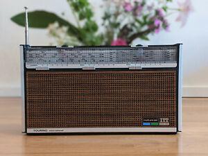 Kofferradio ITT Schaub-Lorenz Touring Studio 104 - super Zustand
