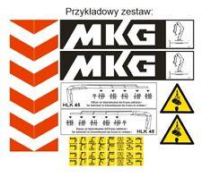Sticker, aufkleber, decal Crane MKG HLK 531 66 381 45 175 35 25  ALL