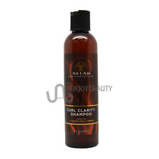 As I am Curl Clarity Shampoo 8oz /w Free Nail File