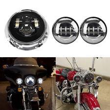 "7"" Daymaker LED Headlight Kit For Harley Davidson Softail Touring 1994-2013"
