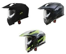 Caberg X-Trace Full Face Motorcycle Motorbike Adventure Road Crash Helmet