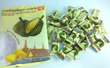 Thai Durian flavoured soft chewy candy Toffee Sweet tropical fruit snack 110 g.
