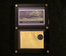 Masters Flag Display-Own a Piece of Official Masters Flag from Augusta Golf Club