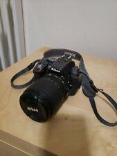 Nikon D5300 24.2MP Digital SLR Camera - Black (w/ AF-S DX 18-105mm VR)