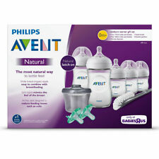 Philips Avent Natural Baby Bottle Newborn Starter Gift...