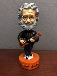 2010 Jerry Garcia San Francisco Giants Grateful Dead Bobblehead New In Box