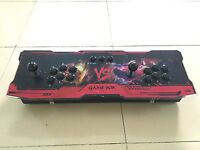 Street Fighers Multicade Ultracade Arcade cabinet Kit Pandora's Box 4S-800 games