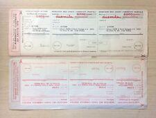 FIGURINE PANINI - CALCIATORI 1973-74 - SCHEDA SUVA PER LA RICHIESTA FIG.- RARA