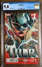 Thor #1 CGC 9.8 2137052010
