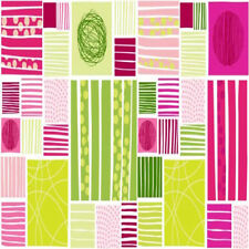 Quilter Stash Twist Patch Print Stof Quilting 100% cotton fabric by the yard