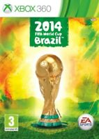 EA Sports 2014 FIFA World Cup - Brazil (Xbox 360) NEW & Sealed