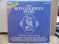 The RON GOODWIN STORY the first 25 years 2LPset STUDIO2stereo free UK post
