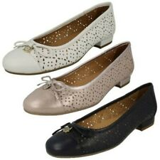 Ladies Van Dal Ballerina Style Shoes 'Wentworth'