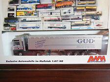 AWM Auto-& Verkehrsmodelle mit Sattelzug-Fahrzeugtyp aus Kunststoff