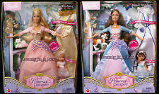 Erika Barbie Doll Anneliese Princess and the Pauper Royal Wedding Set Kelly Sign