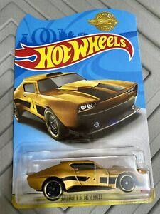New Hot Wheels Muscle Bound Gold Legends Special Edition Mail In 2021 Rare