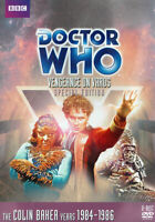 DOCTOR WHO - VENGEANCE ON VAROS (SPECIAL EDITION) (COLIN BAKER) (1984-1986 (DVD)