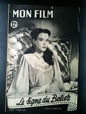 """Mon Film 19/7/50 """"Le Signe du Bélier"""" Susan Peters"""