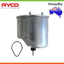 New * Ryco * Fuel Filter For PEUGEOT 308 HDi 1.6L 4Cyl 3/2010 - On