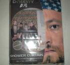 Duck Dynasty A&E Microfiber Shower Curtain 72 in. x 72 in. Ducks Camo Print NEW