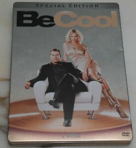 BE COOL - Steelbook (DVD)