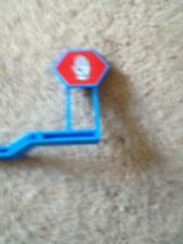 Mousetrap Game, Stop Sign Playing Piece. Genuine MB/Hasbro Games Part.
