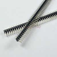 10pcs 2X40 2.54mm Pin Header Double Row Male 80P for Arduino DIY DIP PCB Board