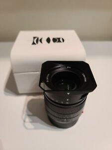TTArtisan 1.4/35mm Black f. Leitz Leica M, mint condition