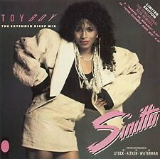"Sinitta Toy boy (1987) [Maxi 12""]"