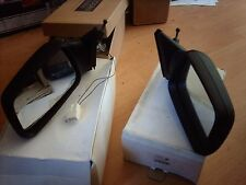 Pair Wing mirrors Renault 21 R21 inc Estate Left-hand and Right-hand
