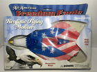 All  American Freedom Eagle Flights Wings Flap  Flying Motion Bird