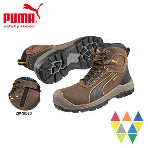 Puma Safety Shoes - Scuff Caps Sierra Nevada 630227 / 630527 AUTHORISED DEALER
