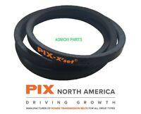 PIX B96 or 5L990 V Belt 5/8 x 99in OC, Black Rubber VBelt