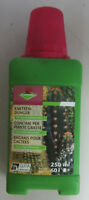 Plantania concime liquido per piante grasse 250 ml con microelementi x cactus