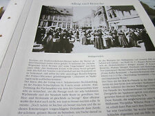 Bremen Archiv 6 Alltag 6016 Marktgeschehen um 1890 Foto