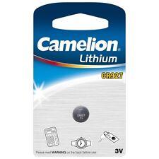 1 blister de 1 Pile bouton CR927 3V Lithium Camelion