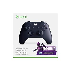 XBOX ONE FORTNITE EDITION WIRELESS CONTROLLER NEW IN BOX WITH NO DLC