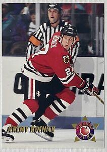 💎Gem Jeremy Roenick! 1992-93 Parkhurst Cherry Picks #CP2